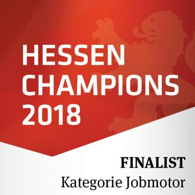 Innovations- und Wachstumspreis des Landes Hessen.